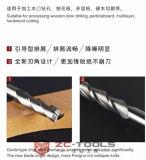 Cnc-festes Karbid-Holz-Prägeausschnitt-Hilfsmittel-Enden-Tausendstel-Fräser-Bits für Holz