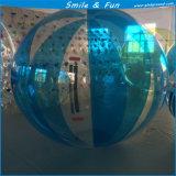 Saldatura ambulante dell'aria calda della sfera PVC0.8 D=1.6m Germania Tizip dell'acqua gonfiabile con il Ce En14960