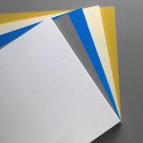Stampabile Bendable resistente chimico per gli strati solidi del PVC della plastica del serbatoio