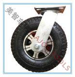 Hersteller-Verkaufs-Laufkatzen, Räder, aufblasbare Gummiräder, Fußrollen, aufblasbare Räder, Baby-Räder und andere Gummiräder