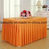 테이블 피복을%s 우수한 질 100%년 폴리에스테 직물 300d 소형 매트 직물