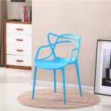 напольный Stackable пластичный стул, удобный стул пластмассы сада