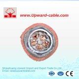 XLPE of pvc isoleerde de Vuurvaste (Vuurvaste) Kabel van de Macht