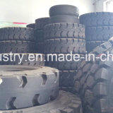 Polyurethan gefüllter Reifen für Aufbau