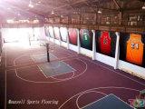 Maunsell спорта - для использования внутри помещений ПВХ деревянные полы Baskestball схемы
