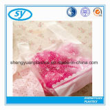 Хозяйственная сумка HDPE/LDPE пластичная с печатание цвета