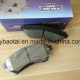 Pontiac Grand Prix des plaquettes de frein à disque de frein Semi métallique en provenance de Chine