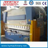 Machine à cintrer de la plaque Wc67y-160X4000 en acier, frein de presse hydraulique