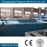 Machine en expansion de plastique de pipe automatique de PVC avec le four deux