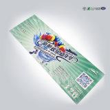 Caso a impressão por transferência térmica de bilheteira bilhetes de papel de RFID