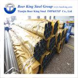 Pijpen van het Roestvrij staal van ASTM ASME DIN Uns S31803 de Naadloze/Gelaste