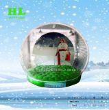 Tenda di campeggio gonfiabile del nuovo di disegno della sfera di inverno globo magico di cristallo della neve