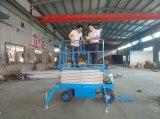 500kg 6-12m 중국 최신 판매 새로운 디자인 유압 이동할 수 있는 전기는 세륨 ISO 증명서를 가진 상승을 가위로 자른다