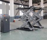 Ultradünne hydraulische Scissor Auto-Aufzug-Fahrzeug-Aufzug für das Auto-Anheben