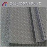 Лист диаманта A36 Checkered стальной