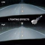 白いヘッドライトの球根およびLEDのヘッドライトH7 (H1 H3 H7 H8 H9 H11 9005 9006 9012 H4 H13 9004 9007)が付いているプラグアンドプレイLEDのヘッドライト
