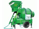 Trommel-Betonmischer-Baugeräte der Rollen-350L mit hydraulischem Typen