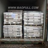 Pureza elevada Mg9999 Cu0.0003% lingotes de ligas de magnésio Preço de Metal branco prateado