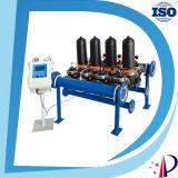 Filtre de plaque de disque automatique à contre-courant pour fournisseur de traitement d'eau bon marché