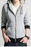 겨울 재킷 남자의 옥외 양털 재킷