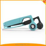 Кость проводимости спортивные наушники Sweatproof Bluetooth гарнитуры с эластичной ленты