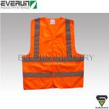 ER8201 Veste de sécurité à haute visibilité Veste réfléchissante