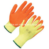 Дешевые оранжевого цвета с покрытием из латекса безопасность работы вещевого ящика