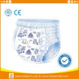 Bébé remplaçable &#160 de coton de marque d'OEM ; Constructeurs de couche-culotte de pantalon de Chine