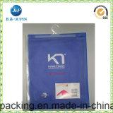 Kundenspezifischer gedruckter Belüftung-Beutel, Plastikpaket-Beutel mit Haken, Belüftung-Tasten-Beutel, Belüftung-Unterwäsche-Beutel, Belüftung-Kleid-Beutel, Belüftung-Aufhängungs-Beutel (JPhaken Belüftung-Beutel 001)