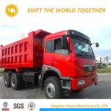 FAW 6X4の重いダンプトラック30tのダンプカートラック