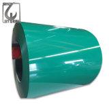 La couleur ondulée du matériau de toiture PPGI a enduit la bobine en acier
