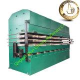 Reifen-Schritt-vulkanisierenpresse, Gummireifen runderneuern Vulkanisator Xlb-Dq400X3600X3/600tons