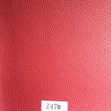 Couro Sintético (Z47 #) para Mobiliário / Bolsa / Decoração / Assento de carro etc.