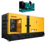 De hoge Norm & Ce keurden het Geluiddichte Huis Genset van de Apparatuur van de Levering van de Macht van de Reeks van de Generator van de Diesel Reeks van de Generator 400kw/500kVA/Stille gen-Reeks goed