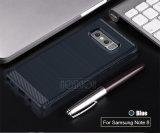 в случай крышки телефона силикона случая телефона примечания 8 галактики Samsung гибкий