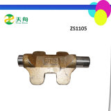 20 il motore diesel dell'HP Jiangdong parte l'asta cilindrica dell'equilibrio Zh1115