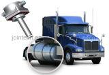 Resolutie van de Sensor van het Niveau van de brandstof de Capacitieve Hoge voor de Controle van de Consumptie van de Brandstof