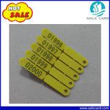 Etiqueta de oído animal modificada para requisitos particulares de los números de serie 125kHz TPU del grabado del laser