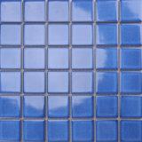 フォーシャンのプールのための青いモザイク・タイルの浴室の陶磁器のモザイク