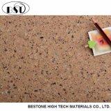 Controsoffitti d'imitazione della pietra del quarzo del granito prefabbricato poco costoso