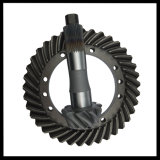 駆動機構の後車軸の差動の優秀な品質の螺線形の斜めギヤ