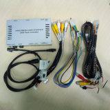 """향상 차 HD VW 8 """" Touareg (RNS850 시스템)를 위한 인조 인간 공용영역 다중 매체 GPS 항법 상자"""