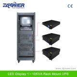 1000va 2000va 3000va PWMの技術IGBTのラックマウントUPS