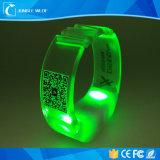 Voyant clignotant bracelets colorés OEM