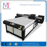 Impresora de inyección de tinta ULTRAVIOLETA de madera con la lámpara ULTRAVIOLETA y la resolución de las pistas 1440dpi de Epson Dx5 (MT-TS1325) del LED