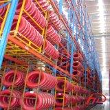 Горячая продажа селективного стеллажа для поддонов системы для установки в стойку