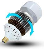 倉庫の産業照明のための高い明るさLEDの球根50W LEDの電球E40 E27