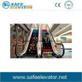 Caixa de escada rolante de poupança de energia
