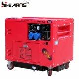Super Stille Draagbare Diesel Generator (dg6500se-n)