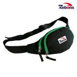 Nuevo diseño del logotipo personalizado Men's Travel bolsa de cintura cadera